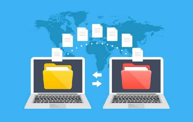 Compartir ficheros gestores FTP