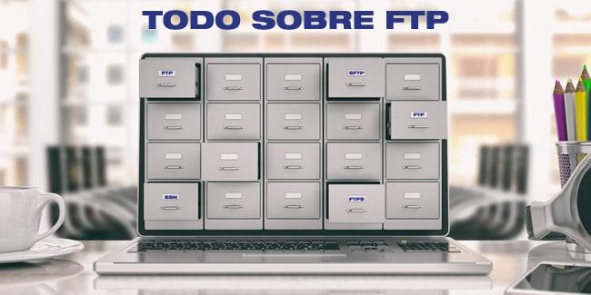 Todo sobre servidores FTP